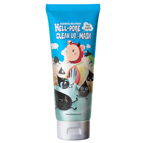 Маска Elizavecca Milky piggy Hell-Pore Clean Up nose Mask 100ml