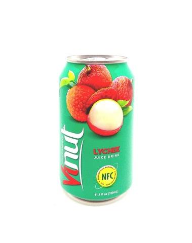 Вьетнамский напиток с соком лиджи, Vinut, 330 мл.