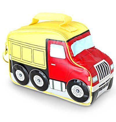 Термосумка детская Thermos Truck Novelty (желтая)
