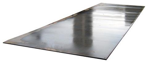 Лист металлический 1,0 мм (1,25х2,5)