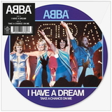ABBA / I Have A Dream + Take A Chance On Me (Live Version)(Picture Disc)(7' Vinyl Single)