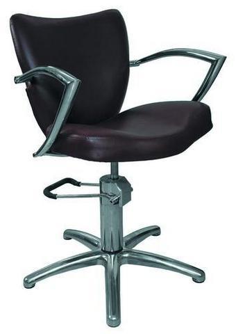 Кресло парикмахерское ЛУНА гидравлика