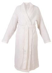 Элитный халат вафельный Pousada 103 Ivory от Abyss & Habidecor