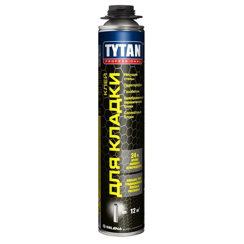 Пено-клей для кладки Tytan Professional Euro / Титан Профессионал Евро