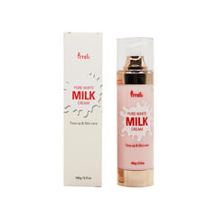 Крем для лица Prreti Pure White Milk Cream, 145 мл