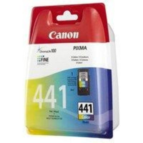 Картридж CANON CL-441 к Pixma MG2140/3140 стандартный цветной