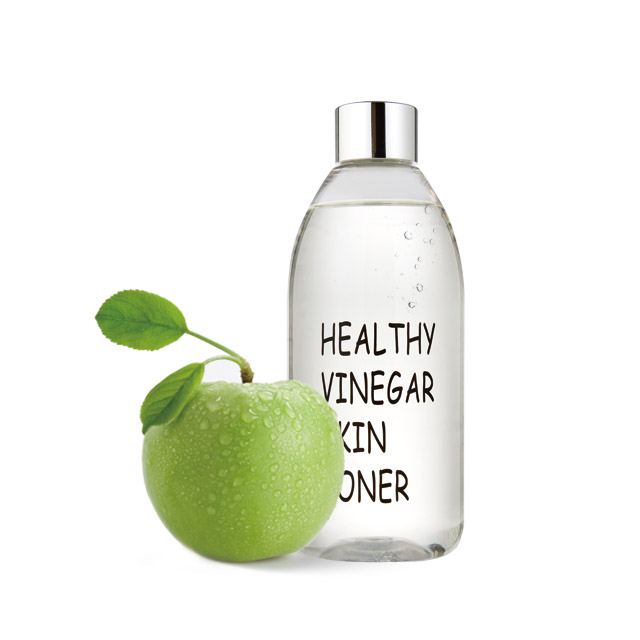 Тонер для лица на основе экстракта яблока REALSKIN Healthy Vinegar Skin Toner Apple