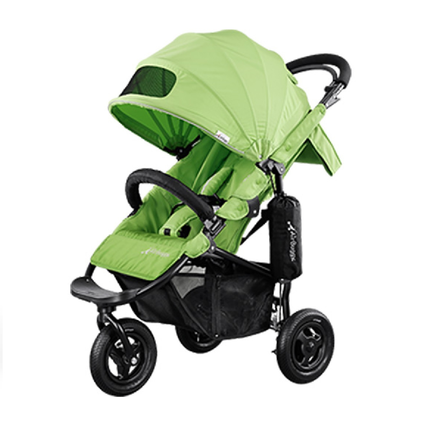Коляска Airbuggy COCO STANDARD  Green apple