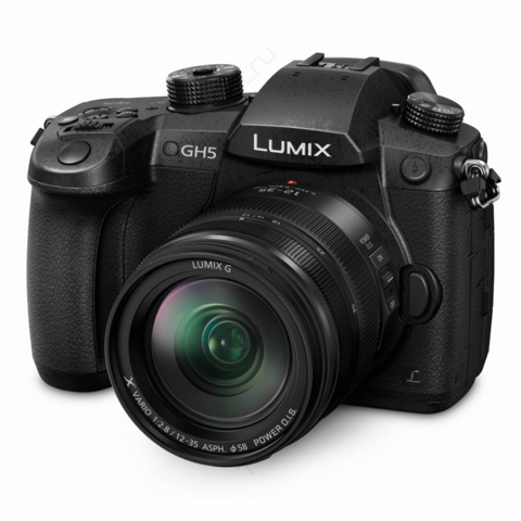 Panasonic GH5 Kit 12-35mm