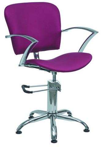 Кресло парикмахерское ЛИРА гидравлика