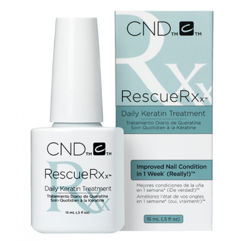CND Rescue RXx Daily Keratin Treatment .15 мл