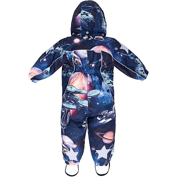 Molo, Комбинезон Pyxis Another Galaxy (синий с серым)