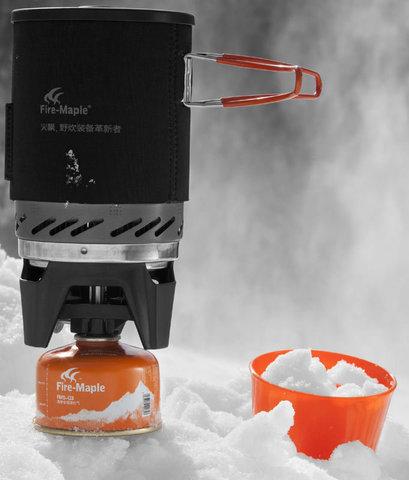 Картинка горелка-система Fire-Maple FMS-X1 3 в 1