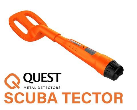 Металлоискатель Quest Scuba Tector