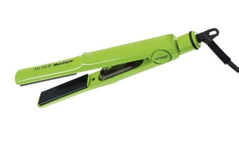Щипцы-гофре Moser 4415-0050 MaxStyle зеленый