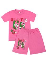 Dl1173-3 комплект детский, розовый