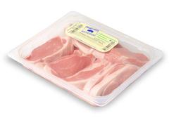 Шницель-стейк свиной охлажденный~1.8кг