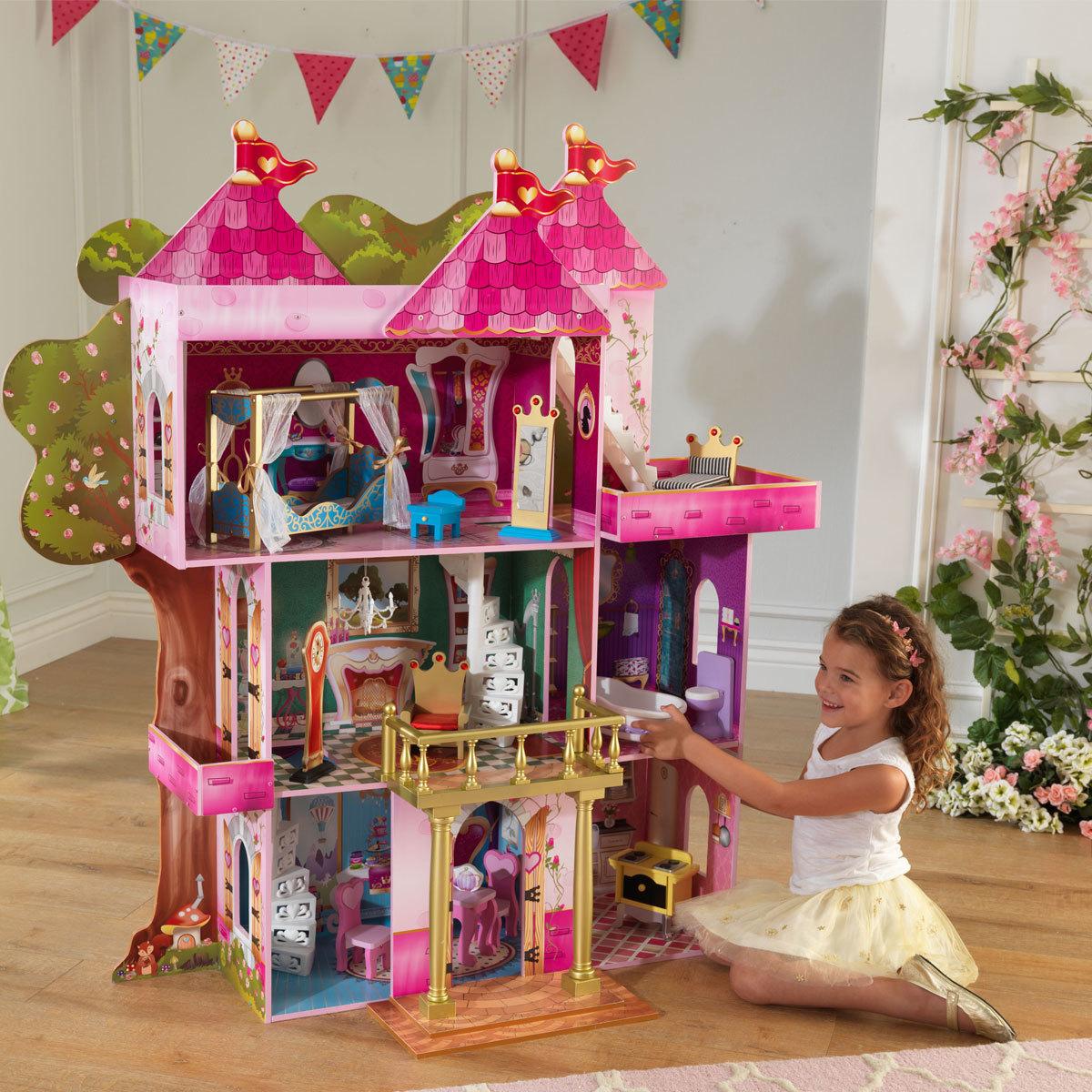 игровые детские кукольные домики из пластика комментарии юристов