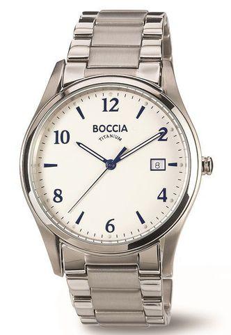 Купить Мужские наручные часы Boccia Titanium 3562-04 по доступной цене