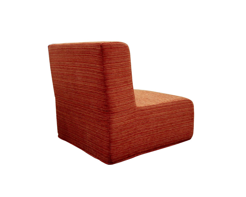 бескаркасное кресло Капля