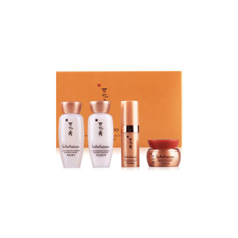 Sulwhasoo Concentrated Ginseng Renewing Basic Kit 4