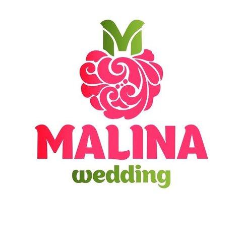 Логотип для свадного агентства Malina