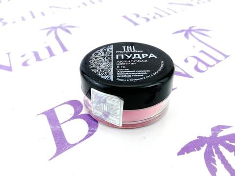 TNL Акриловая пудра, 07, бледно-розовая,  8 гр