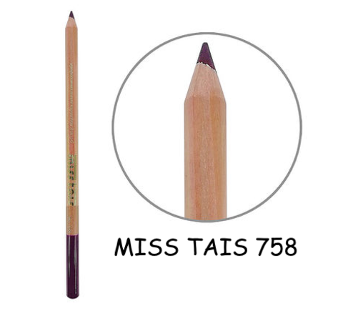 Карандаш для губ Miss Tais 758