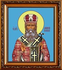 Дионисий Полоцкий, епископ,святитель. Икона на холсте.