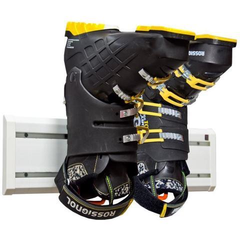 Настенное крепление для ботинок для горных лыж и сноубордов (подвешивается на рейлинг), Esse GL05