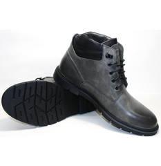 Мужские зимние ботинки на меху Ikoc 3620-3 S