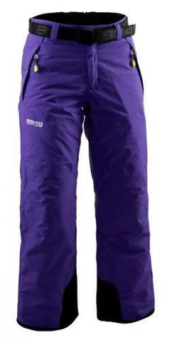 Детские горнолыжные брюки 8848 Altitude Inca (purple)