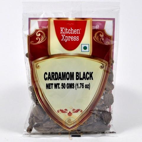 Кардамон черный целый Kitchen Xpress, 50г