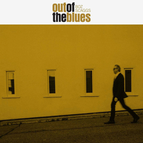 Boz Scaggs / Out Of The Blues (LP)