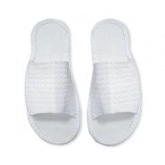 Тапочки одноразовые EVA, белые (10 шт.)