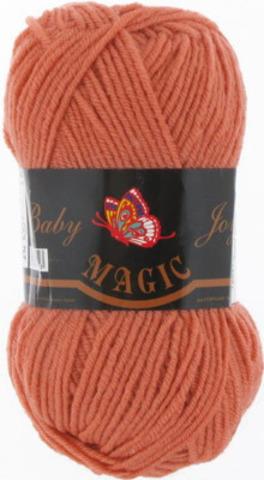 Пряжа Baby Joy (Magic) 5725 Розовый персик фото