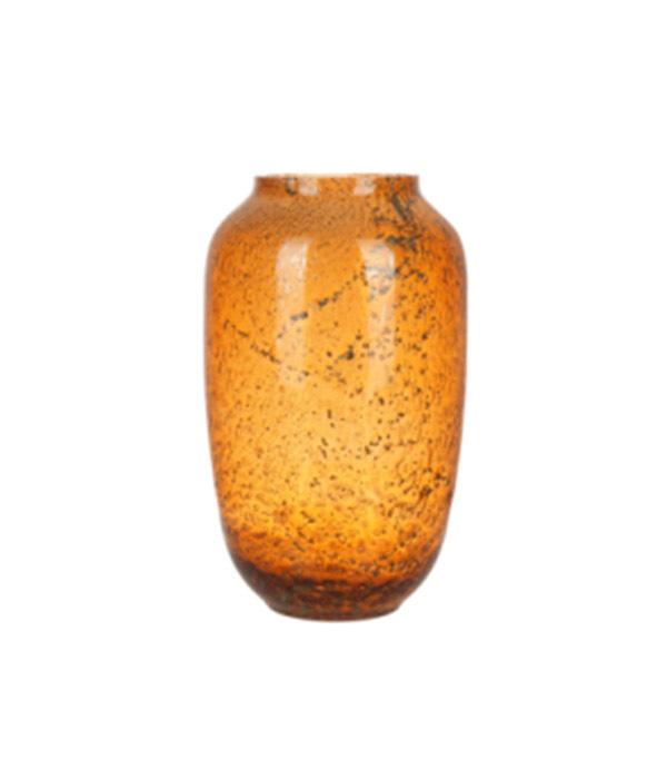 Элитная ваза декоративная Orange Bubble от Crisbase