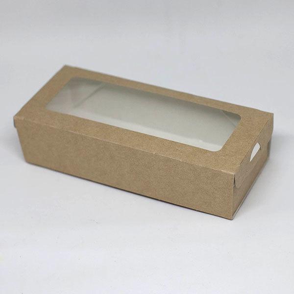 Коробка для мыла ЭКО-крафт пенал