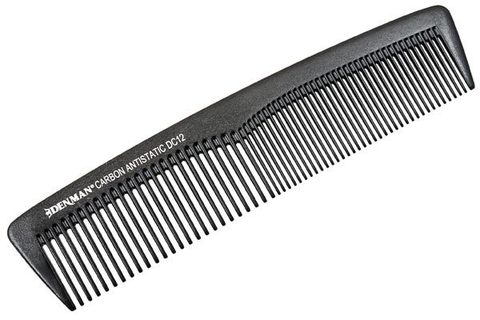 Расчёска Denman Carbon Range 13,5 см