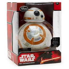 Star Wars: The Force Awakens BB-8 Talking Figure