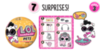 Кукла - сюрприз ЛОЛ Питомцы 3 серия 2 волна - LOL Surprise Pets Series 3, MGA
