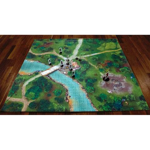 Тактическая карта Лес