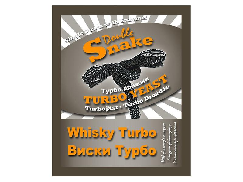 Дрожжи спиртовые Спиртовые дрожжи DoubleSnake Turbo Whisky (70 г) 9995_G_1493746331064.jpg