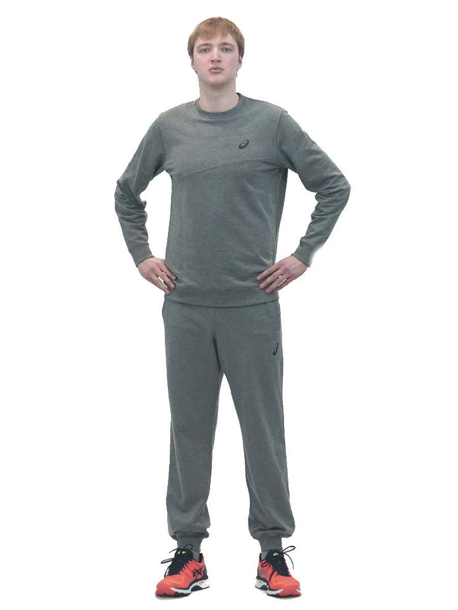 a8b15141250b Мужской спортивный костюм Asics Sweater Suit 142895 0798 купить в интернет-  магазине Five-sport.ru