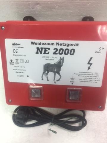 Генератор NE2000(EIDER) Германия