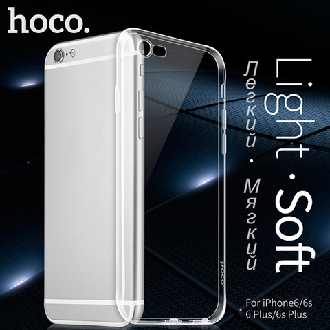 Чехол Hoco Light Series для iPhone 6 Plus, iPhone 6S Plus (5.5 дюйма)