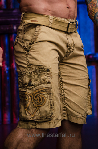Шорты Affliction REVIVAL CARGO SHORT