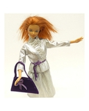 Костюм с жакетом - На кукле. Одежда для кукол, пупсов и мягких игрушек.