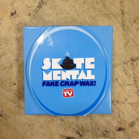 Парафин Skate Mental Fake Crap Wax