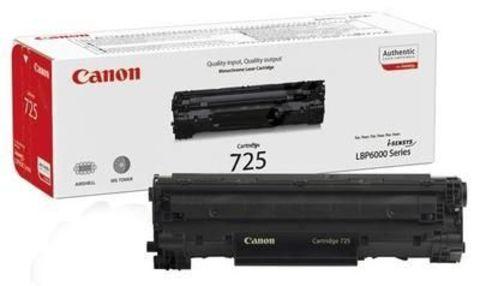 Картридж Canon C 725 для Canon i-SENSYS LBP-6000, LBP-6000B (Ресурс 1600 стр.)